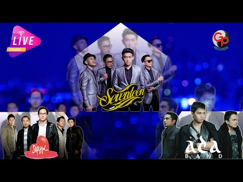 Lagu Pop Indonesia Hits 2000an • ADA BAND/SEVENTEEN/DYGTA #LIVEMusicStream (Rabu)