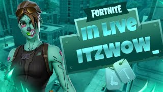 LIVE FORTNITE ITA|SERVER PRIVATI PASS IN CHAT PS4/XBOX By ItzWow_