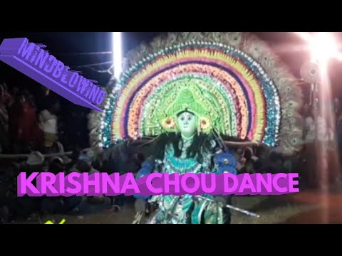 Purulia chou dance