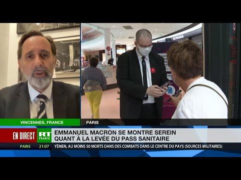 Download Vers un allègement du pass sanitaire ? «Il est temps de passer à autre chose», juge Alexis Poulin
