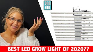 Could this be the best LED Full Spectrum Grow Light in 2020?