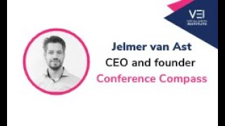 5 Questions with Jelmer van Ast, CEO and founder, Conference Compass