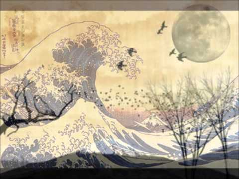 japanese haiga painting with words youtube