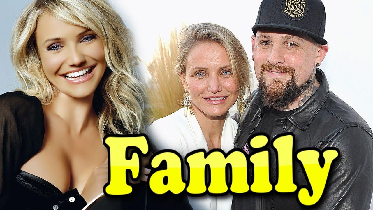 Cameron Diaz Family With Husband Benji Madden and Daughter ...Cameron Diaz Husband 2020