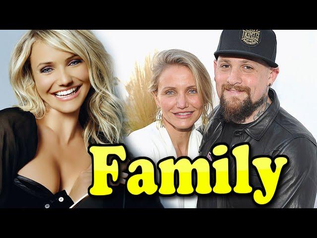 Cameron Diaz Family With Husband Benji Madden and Daughter Raddix 2020