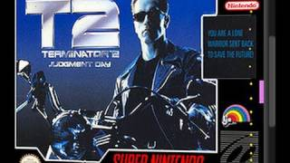 """Terminator 2: Judgment Day (snes;1993)  """"Games - The Series"""" ep. 24"""