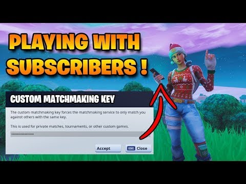 Custom Matchmaking Games - Playing Simon Says with Viewers! (Fortnite Livestream)