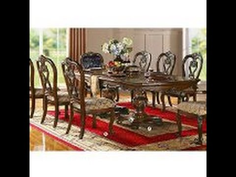 9-pc-dining-room-set-dining-table-dining-armless-&-arm-chairs
