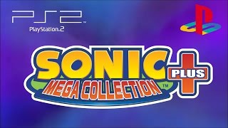 Sonic Mega Collection Plus (PS2) Gameplay - Part 1