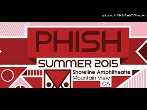 "Phish - ""Blaze On/Twist"" (Shoreline, 7/24/15)"