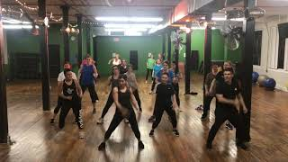 Water me by Lizzo dance fitness routine