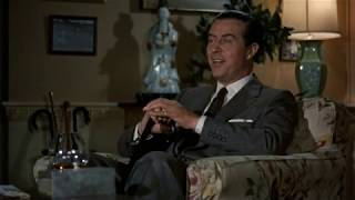 Hitchcock's DIAL M MURDER  - Murder Plot Scene Analysis