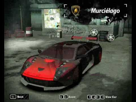 Need for Speed™ Most Wanted My Career Cars - YouTube