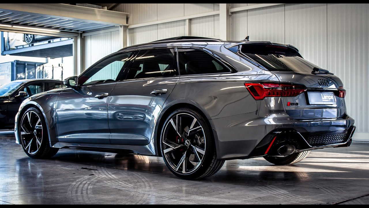 Tour of a 2021 Audi RS6 Avant | For Sale - YouTube
