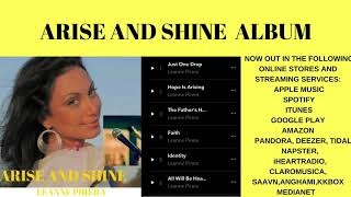 ARISE AND SHINE FIRST ALBUM