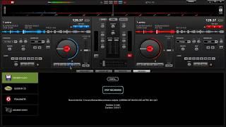 Como Guardar Una Mezcla En Virtual dj 7