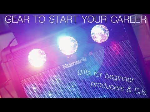 Gear Gifts for the Beginner Producer/DJ | App Compatible Gear!