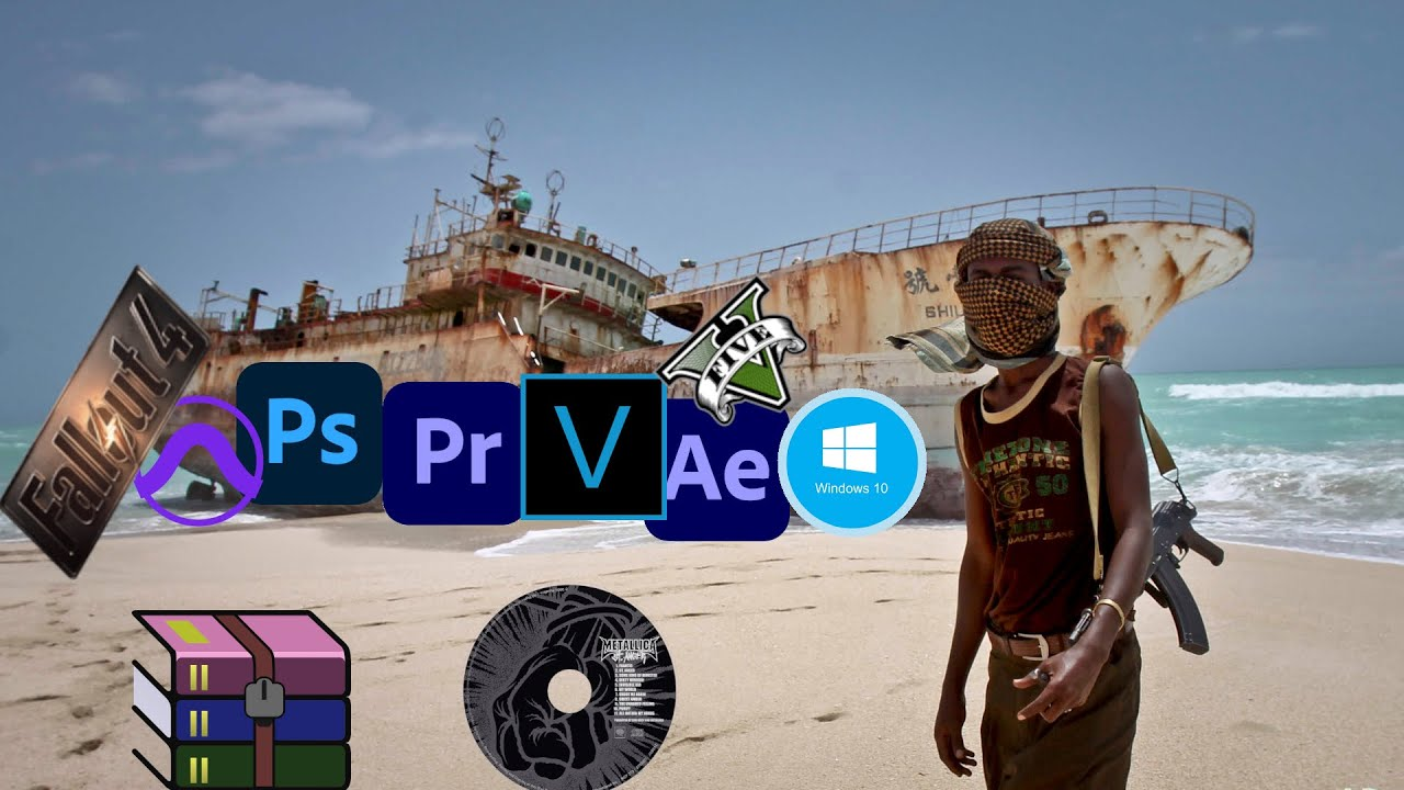 Download My Thoughts on Piracy
