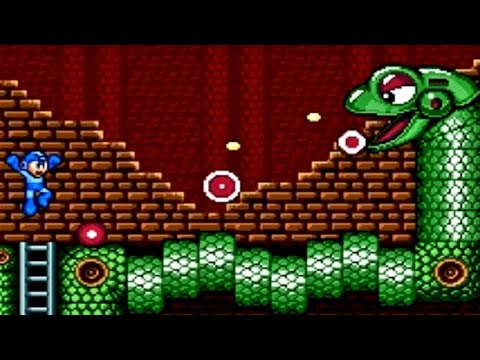 Mega Man 3 (Genesis) Playthrough - NintendoComplete