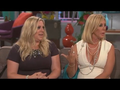 Vicki Gunvalson's Daughter Briana Claims Brooks Ayers Hit On Her While She Was Pregnant