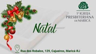 Cantata de Natal Infantil - 2018