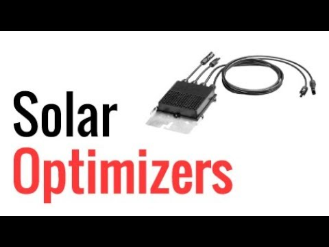 Solar Power Optimizers