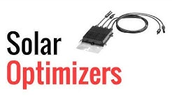 Solar Power Optimizers