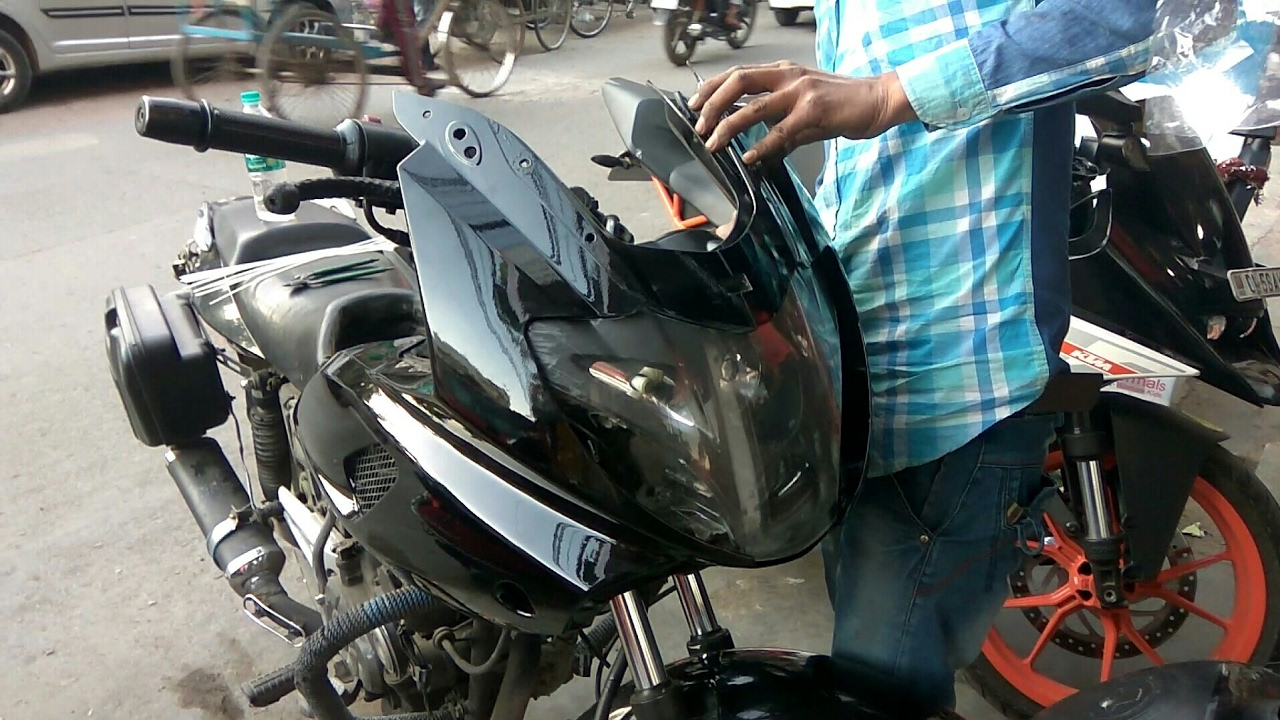 Pulsar 150 Upgrade To 220 Modifications The Bikers