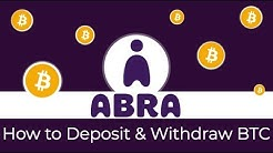 How To Deposit/Withdraw BTC
