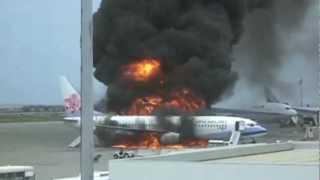 Acidentes de Avião.