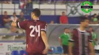 Gol de Mike Havenaar. Marbella 0 - 1 Córdoba.