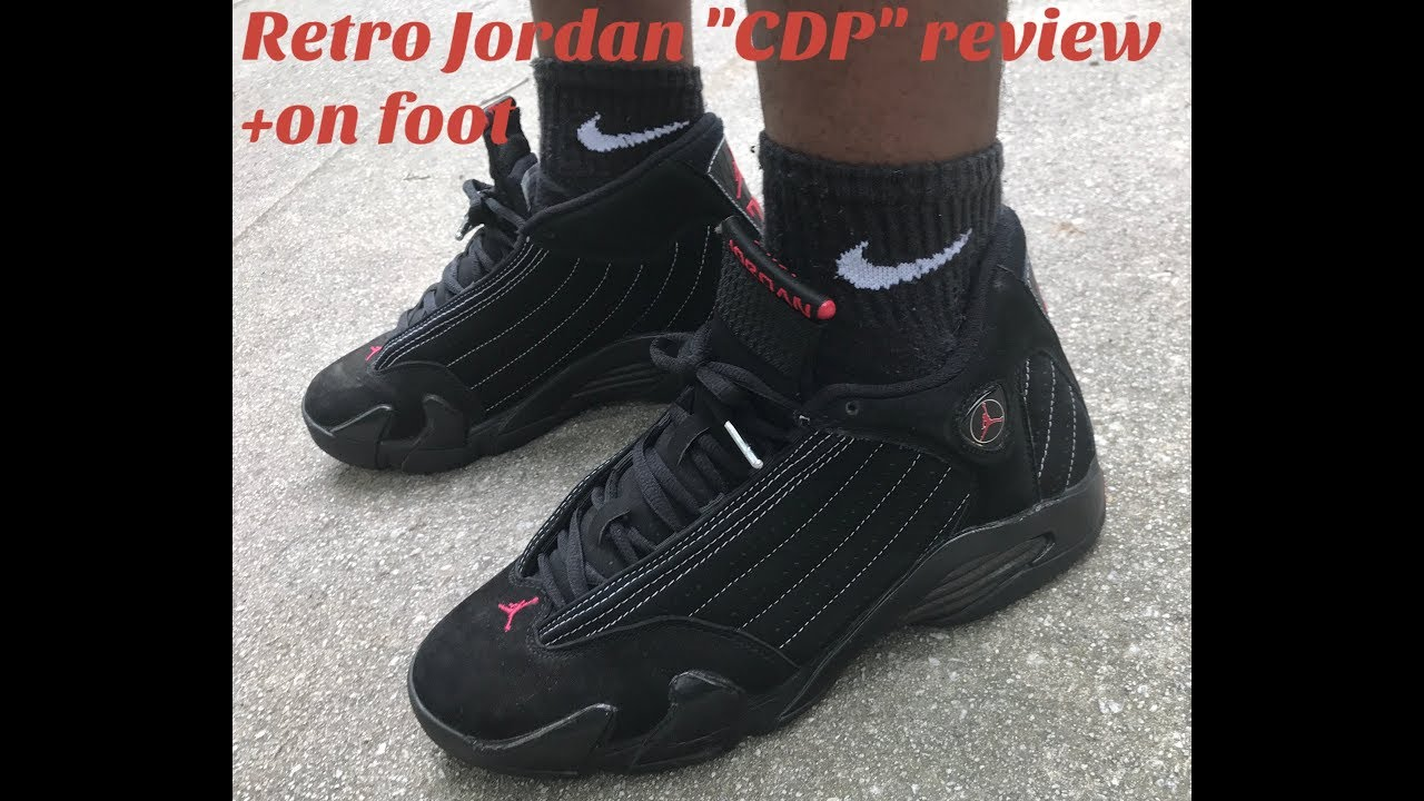 c97623c5021fdc ... get air jordan 14 cdpon foot 4cfda a8e56