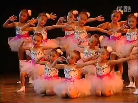 少儿舞蹈《踏浪》——第四届华北五省少儿大赛