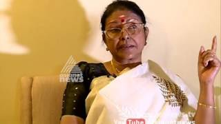 Actress Sharada remembering Jayalalithaa