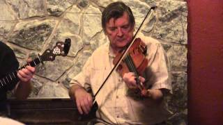 Kevin Burke \u0026 John Carty - Paddy Fahy's Hornpipe, Kylebrack Rambler, Bear Island