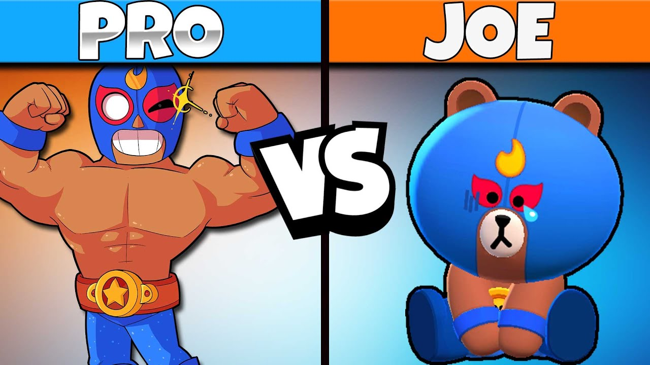 Can YOU Beat A Pro Brawl Stars Player? | Pros vs Joes Epi 1