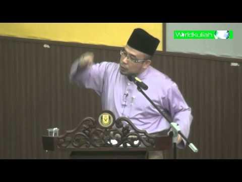 DR ASRI-SEKULARISME...ISLAM DAN BARAT