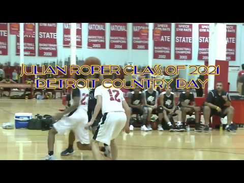 Julian Roper II Detroit Country Day/The Family Class of 2021