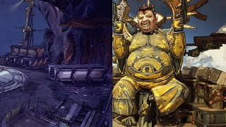 Borderlands 2: The Hyperion Ramparts Remix