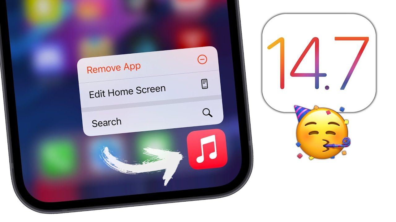 Download iOS 14.7 Released - What's New?