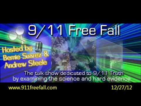 9/11 Free Fall  - New Nano-thermite Study Fund Raiser at Mar