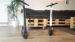 erste bilder sxt carbon v2 elektroscooter carbon escooter review live ger deu