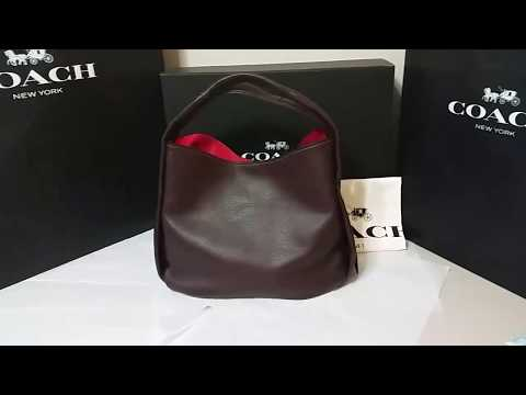 c47015afbc COACH: BANDIT HOBO 39 (1941 Collection)......Another Coach🤗 - YouTube