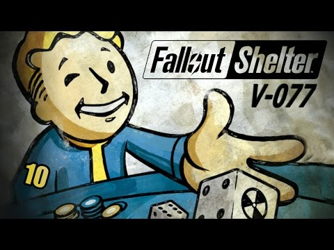 Fallout Shelter (10) Vault 077 - New California Republic