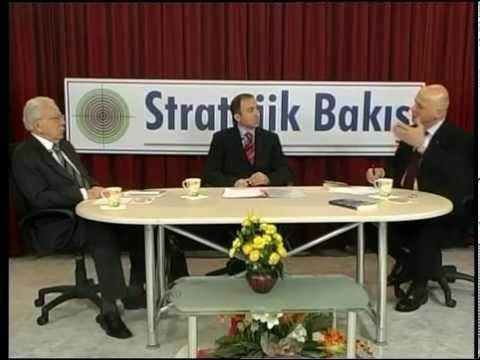 Stratejik Bakış - Mahir Kaynak, Emin Gürses, Nazmi Çelenk - 3