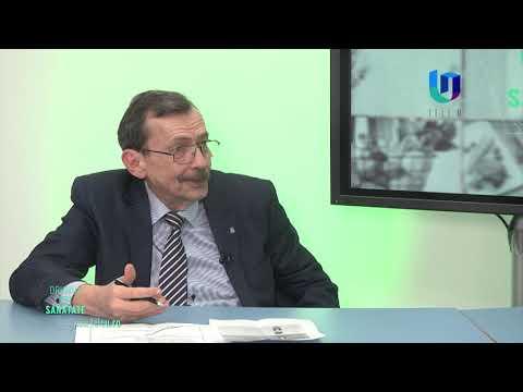 TeleU: Emilian Damian Popovici la Drumul spre Sănătate