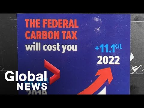 Fighting Disinformation On Canada's Carbon Tax