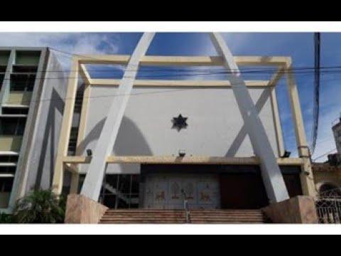 Comunidad Hebrea de Cuba. ZOOM con Ida Gutsztadt.