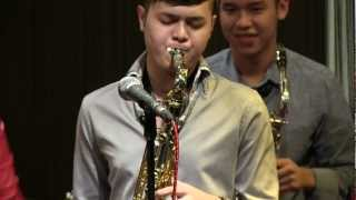 BLP - Go Tell It On The Mountain @ Mostly Jazz 23/12/12 [HD]
