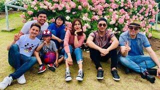Un DOMINGO familiar con RUTHI SAN, su FAMILIA y RIKEN! | Javo Kun